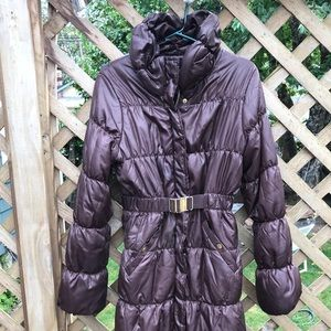 H&M full length puffer coat